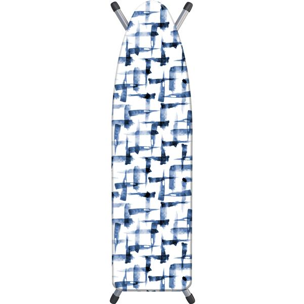 "Housse de planche à repasser «Brushstroke», 15"" x 54"", bleu"