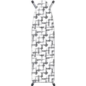 """Housse de planche à repasser «Brushstroke», 15"""" x 54"""", gris"""