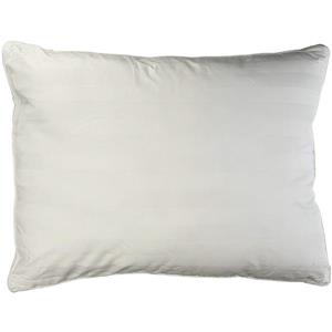 Sleep Solutions by Westex Luxury Microgel Queen Pillow - White