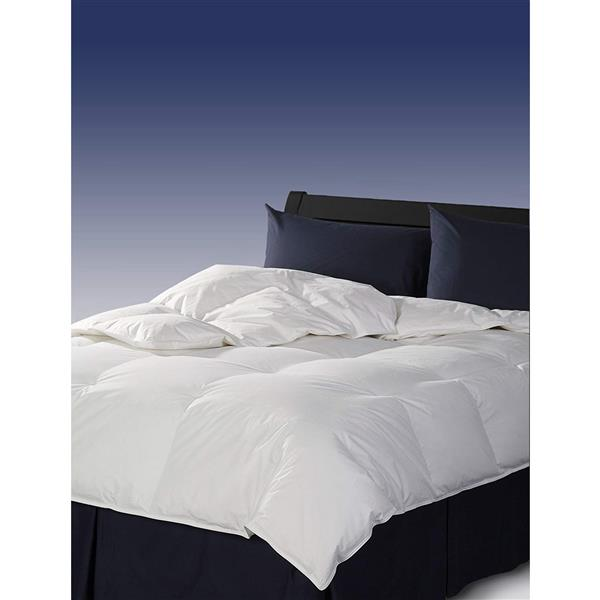 Sleep Solutions by Westex Luxury Goose Down Duvet - King - White