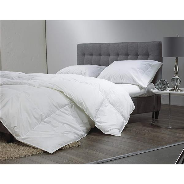 Sleep Solutions by Westex Microgel Duvet - Queen - White