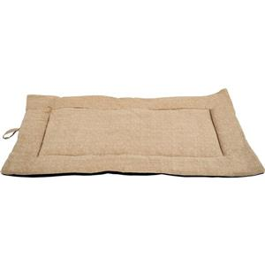 Urban Loft by Westex Dog Crate Mat - 31-in x 22-in x 1-in - Cream