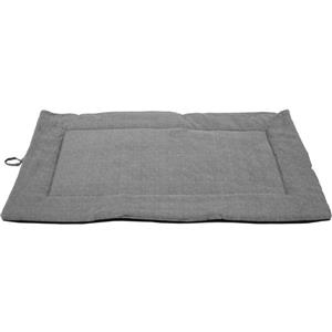 Urban Loft by Westex Square Dog Crate Mat - 27-in x 17-in x 1-in - Charcoal