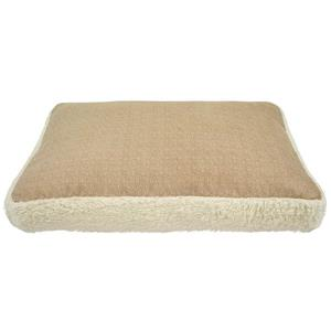 Urban Loft by Westex Slab Dog Bed - 52-in x 35-in x 6-in - Multicolured