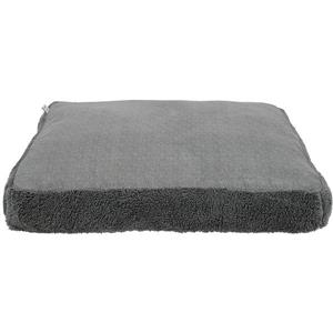 Urban Loft by Westex Square Slab Dog Bed - 28-in x 20-in x 4-in - Charcoal