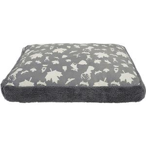 Urban Loft by Westex Square Slab Dog Bed - 35-in x 24-in x 4-in - Multicoloured