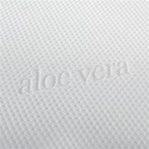 Collection Bourbon Street Super Divine Plush 10-in Gel Foam Mattress - Twin