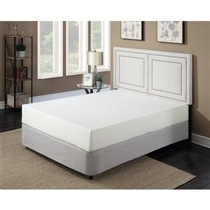Primo International Super Divine Plush 10-in Gel Foam Mattress - Queen