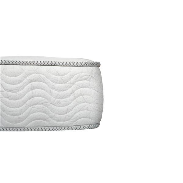 Collection Bourbon Street Solar 9-in Pocket Coil Mattress - Queen