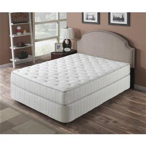 Primo International Solar 9-in Pocket Coil Mattress - Queen