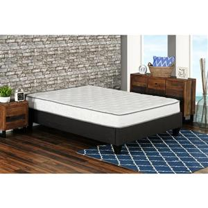 Collection Bourbon Street Berri 8-in Pocket Coil Mattress with Lumbar Gel - Queen