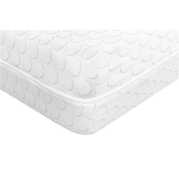 Collection Bourbon Street Tallie 8-in Gel Memory Foam Mattress - Double