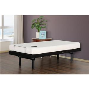 Collection Bourbon Street Altitude Adjustable Bed - USB Port and Remote - Double
