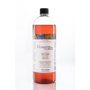 Fortifiant pour plantes «FlowerRx», recharge, 1000ml