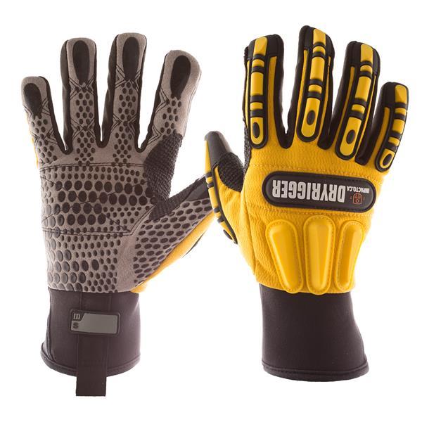 IMPACTO Dryrigger Oil/Water Resistant Glove - Medium