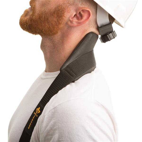 IMPACTO Neck Support System - Black - One Size