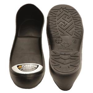 IMPACTO Turbotoe Steel Toe Cap - Black/White - Small