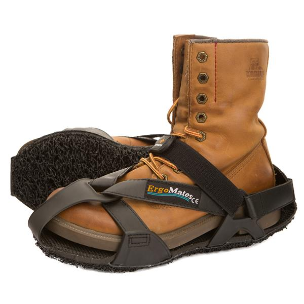 Couvre chaussures Ergomate antifatigues, X-petit, femme 4-6