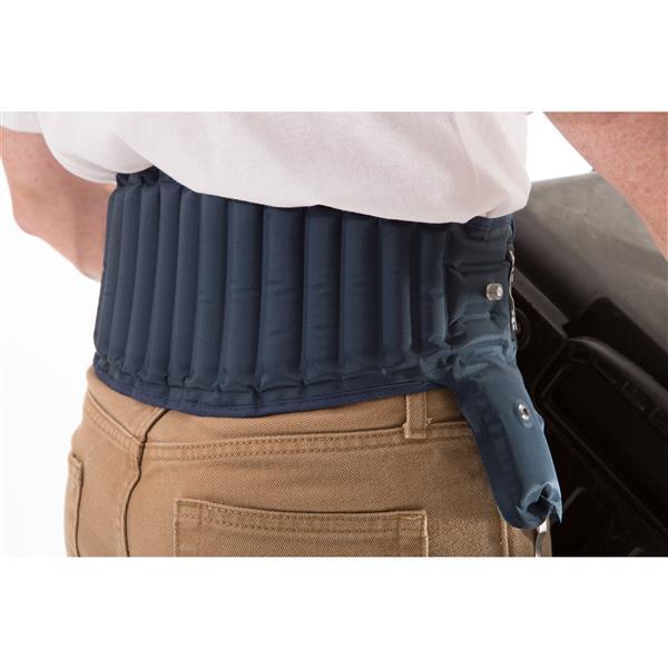 Impacto Air Plus Air Belt Lumbar Support - Blue - Small/Medium waist 24-35-in