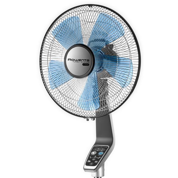 """Rowenta Turbo Silence Stand Fan - 16"""" - Black"""