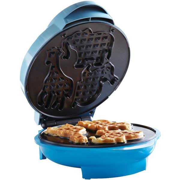Brentwood Animal Waffle Maker - Blue