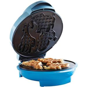 Brentwood Animal Waffle Maker - Blue