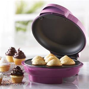 brentwood Mini Cupcake Maker Just for Fun, Purple