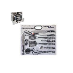 Hamilton Beach Kitchen Ustensil Set - 17-Piece