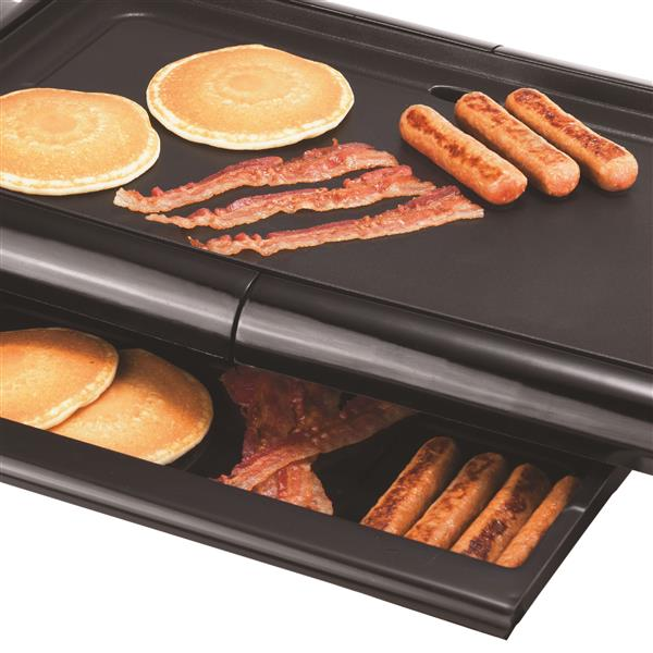 Brentwood Electric Non-Stick Griddle - 1400 W