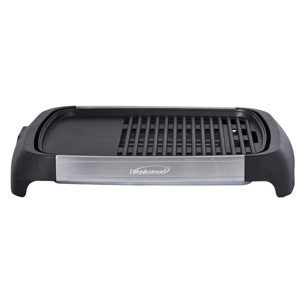 Brentwood Electric Indoor Grill & Griddle - 1200 W