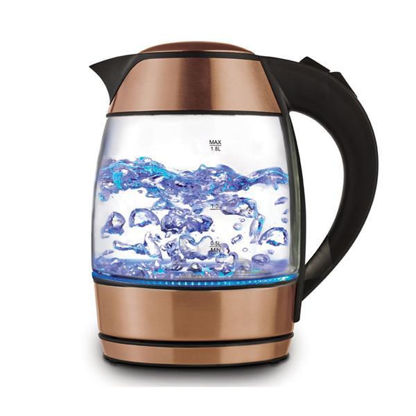 Brentwood 1.8L Electric Kettle Tea Infuser - Rose Gold