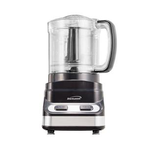 Brentwood Mini Food Processor - 3 Cup - Black