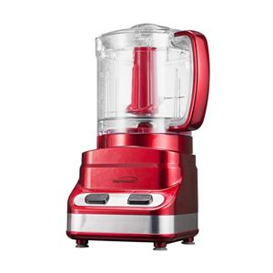 Brentwood Mini Food Processor - 3 Cup - Red