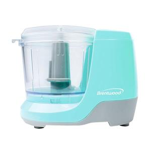Brentwood Mini Food Chopper - 1.5 Cup - Blue