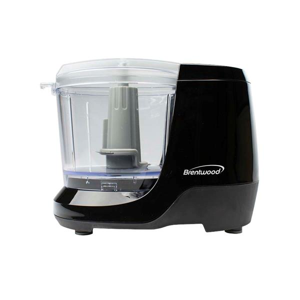 Brentwood Mini Food Chopper - 1.5 Cup - Black