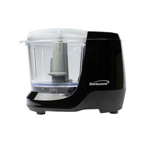 Brentwood Mini Food Chopper - 1.5 Cup - Black