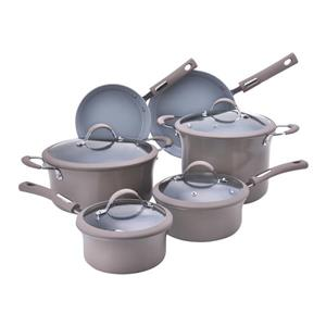 Hamilton Beach Aluminum Cookware Set - 10-Piece