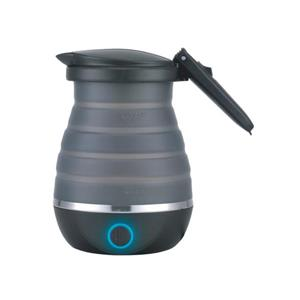 Brentwood Collapsible Travel Kettle - Black - 0.8L