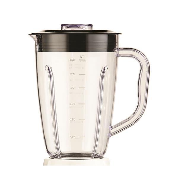 Brentwood Blender - 12 Speed -350 W - 50 ounce - White