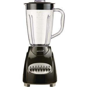 Brentwood Blender - 12 Speed - 350 W - 50 ounce - Black