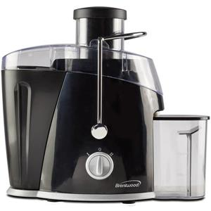 Brentwood Juicer JC-452 - 2-Speed  - Black