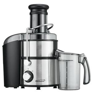 Brentwood JC-500 Stainless Steel Juicer - 800Watt