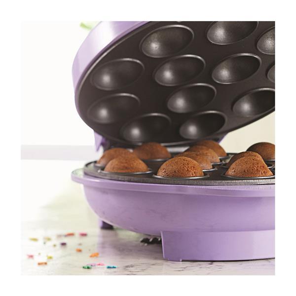 Brentwood Cake Pop Maker - Purple
