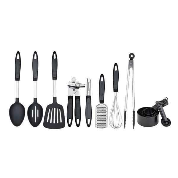 Proctor Silex Cutlery and Kitchen Gadget Set - 18-Piece