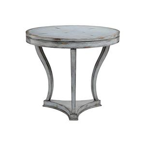 Stein World Ingalls Side Table - 30-in - Grey