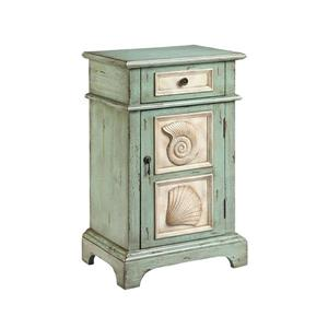 Stein World Hastings Side Table - 30.38-in - Green