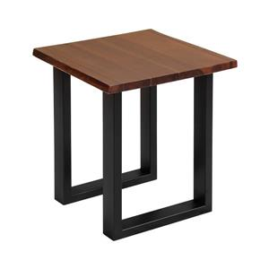 Stein World South Loop Side Table - 20-in - Brown