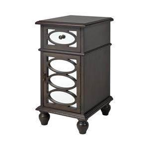 Stein World Conestoga Side Table - 30-in - Grey