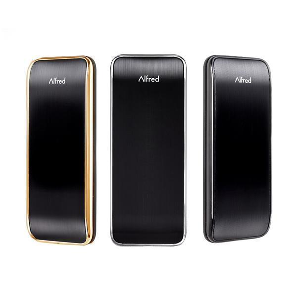 Alfred® DB2 Deadbolt 1-Cylinder Lighted Keypad - Gold