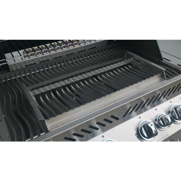 Milano Adjustable Barbecue Grill Top